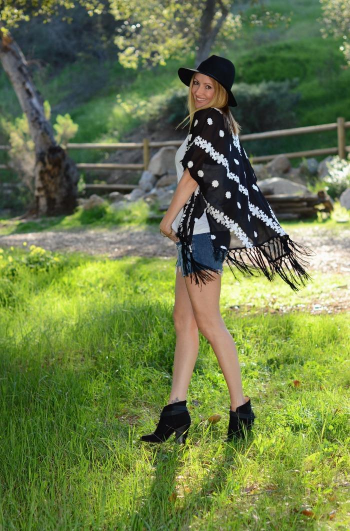 Swirl Boutique Kimono