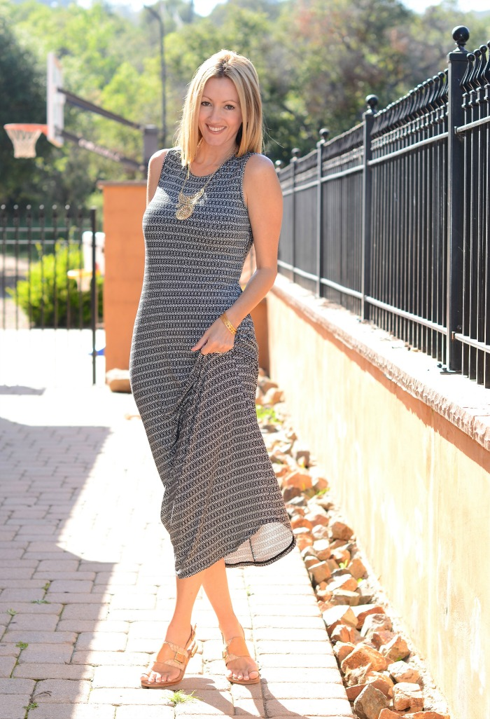 CAbi Twist Back Dress 2