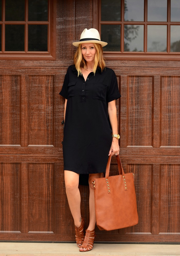 Justfab Shirt Dress
