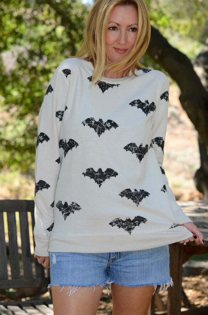 Chaser Bat Sweatshirt