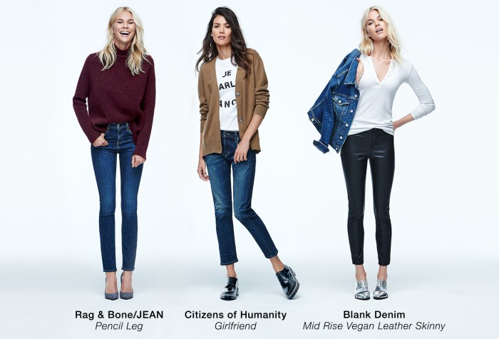 Shopbop Principle Denim Collection