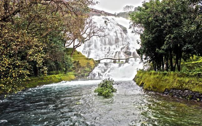 Umbrella-falls-india