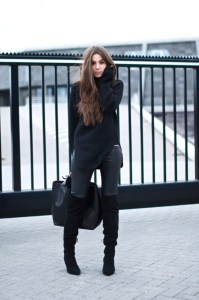 Over the Knee Boots: Buy, Style, Wear - THE STYLISH VOYAGER