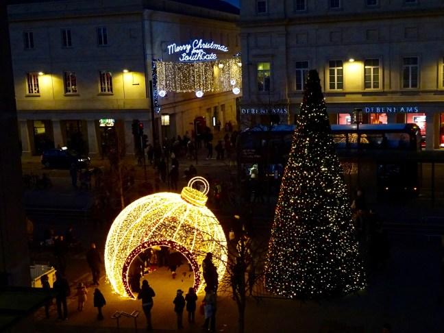 Weekend Getaway: Bath Christmas Market - THE STYLISH VOYAGER