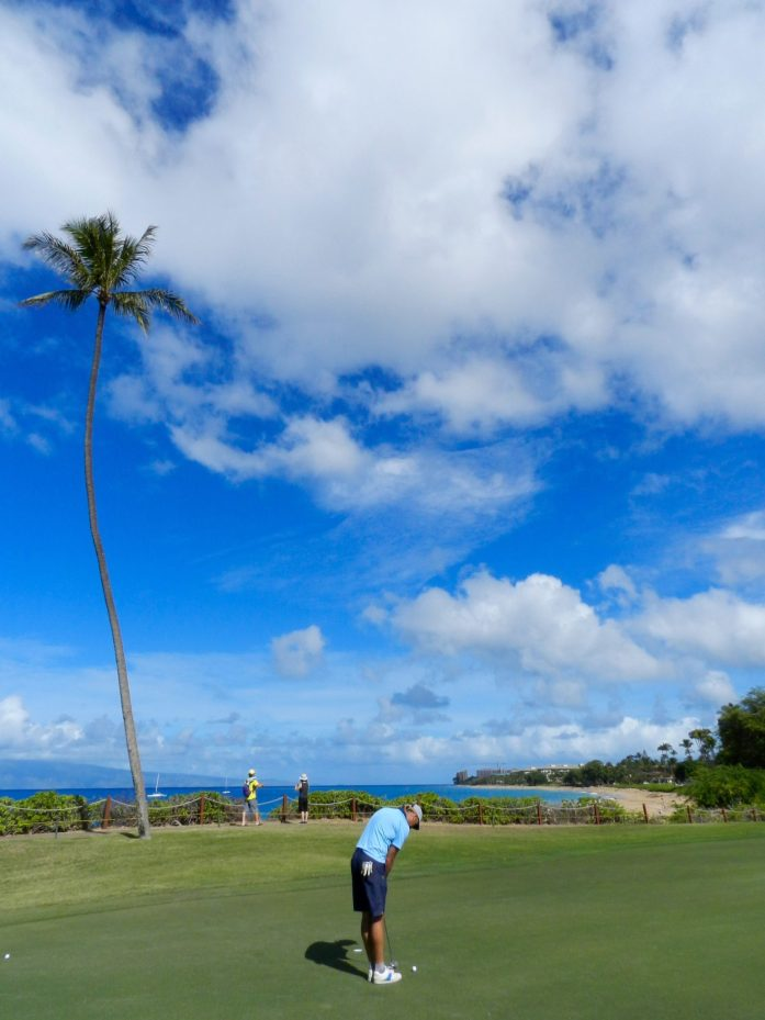 Beachside Golf at Ka'anapali Golf Course
