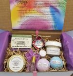 Relaxology: Self- Care in a Box