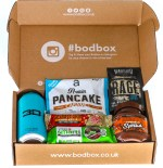 Bodbox Protein Snack Subscription Box