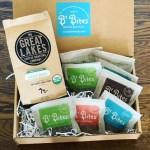 Coffee + B' Bites Vegan Snack Box