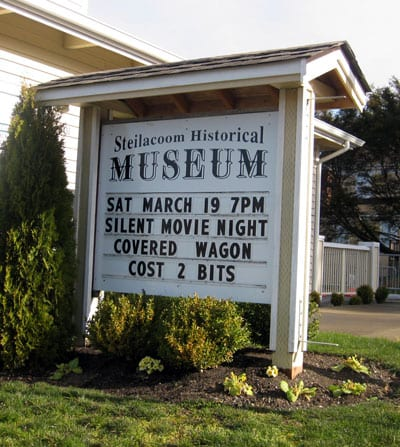 Movie Night in Steilacoom