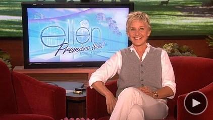 Ellen on American Idol