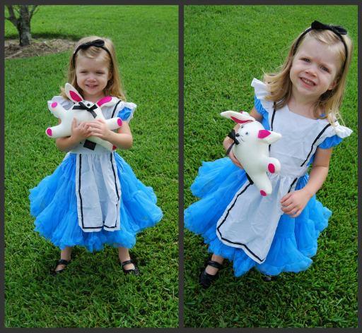 Alice Tutu Costume
