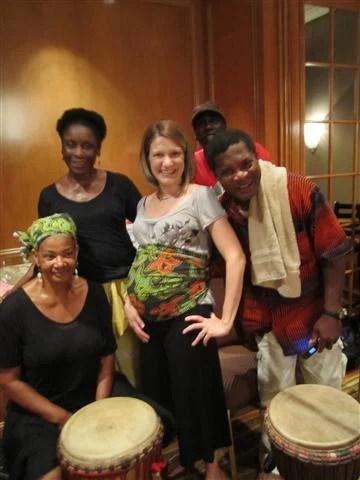 Lion King African Dance Class