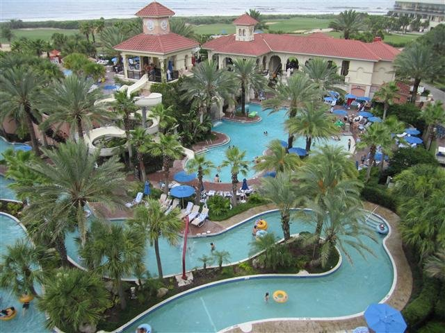 Hammock Beach Water Park