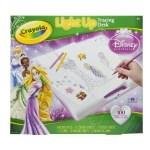 Crayola Princess Light Up Tracing Desk $10