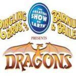 Ringling Brothers Circus Dragons