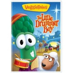 Veggie Tales: The Little Drummer Boy DVDRead My Review