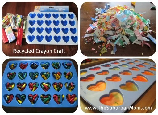 How to Make Recycled Crayons