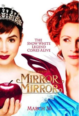 Mirror Mirror Movie Poster