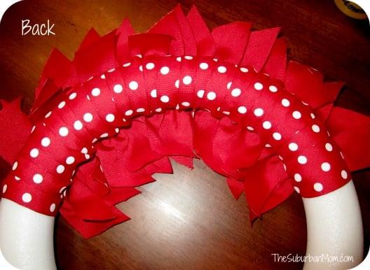 DIY 4th of July Wreath Tutorial