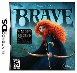 Brave Video Game
