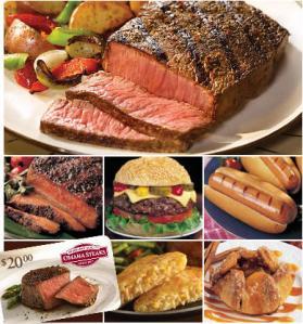 Jill's Deals & Steals Omaha Steaks