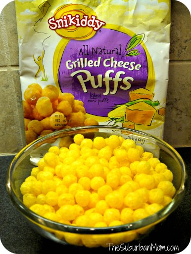 Snikkidy Cheese Puffs