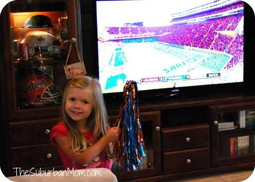 NCAA 13 Cheerleader
