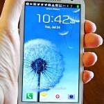 Samsung Galazy S 3 Verizon