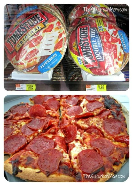 Tombstone Pizza Party