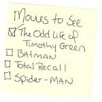 Summer Movies 2012