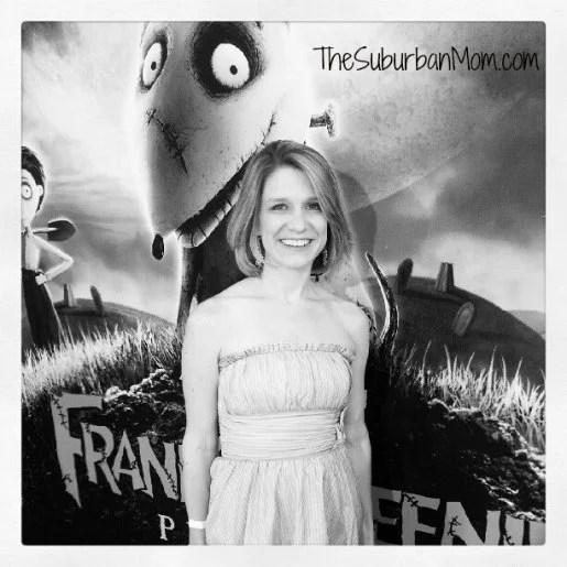 Frankenweenie White Carpet Premiere Event
