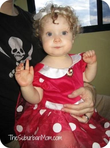 Baby Minnie Mouse Disney