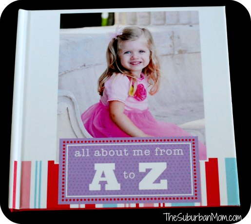 Paper Coterie All About Me A-Z