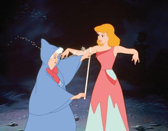 Cinderella Bibbidi-Bobbidi-Boo Disney