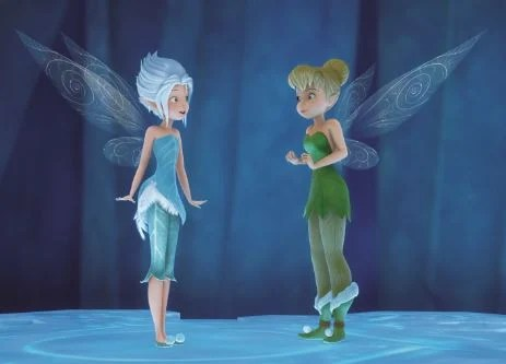 Tinker Bell Sister Periwinkle