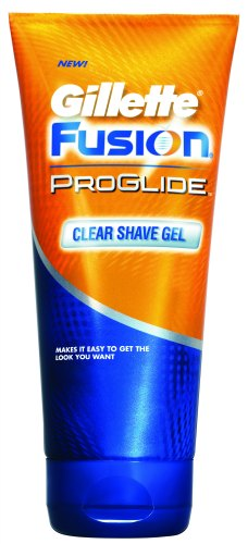 Fusion ProGlide Clear Shave Gel