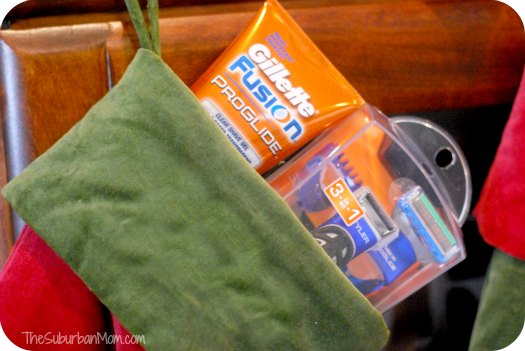 Gillette Stocking Stuffer