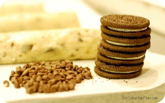 Oreo chocolate chip sugar cookies