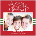 shutterfly holiday card