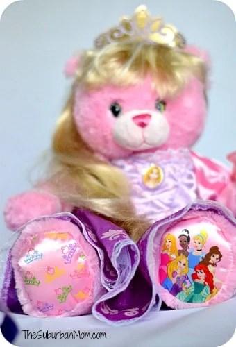 Build-A-Bear Pink Disney Princess