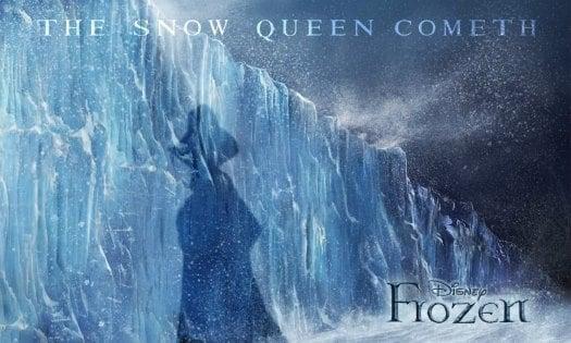 Disney Frozen Snow Queen 2013