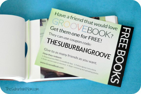 Groovebook Free Coupon Code