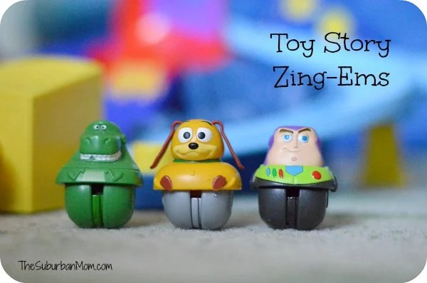 Toy Story Zing-Ems Disney