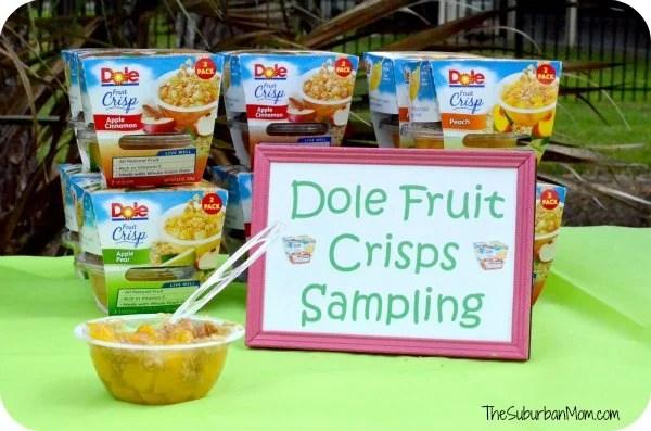 Dole Fruit Crisps