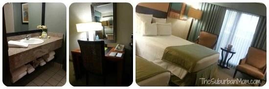 Doubletree Hilton Orlando Room