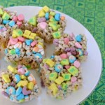 St. Patrick's Day Goodies ~ Lucky Charms Treats