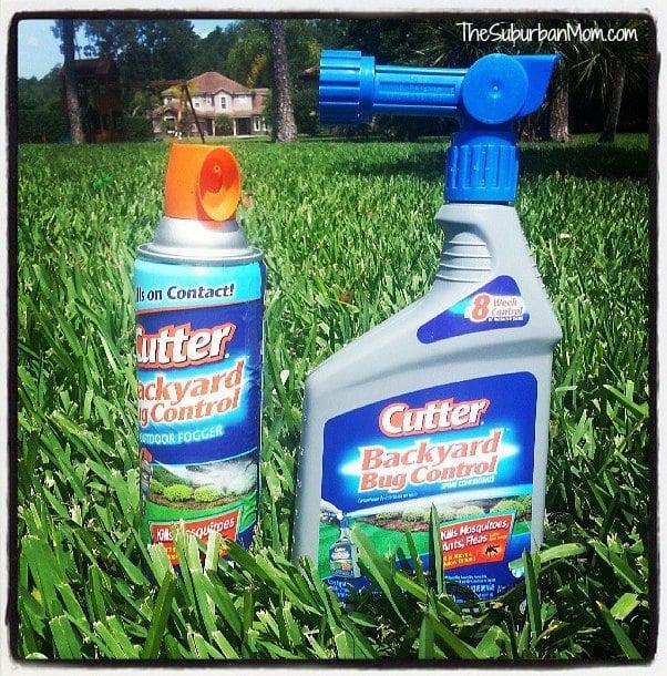 Cutter Backyard Control