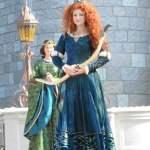 Disney Princess Merida Brave Queen Elinor
