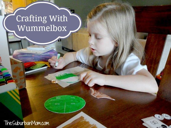 Kids Craft Wummelbox