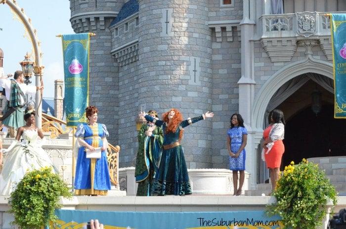 Merida Disney Princess Crown